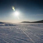 Torne zugefroren