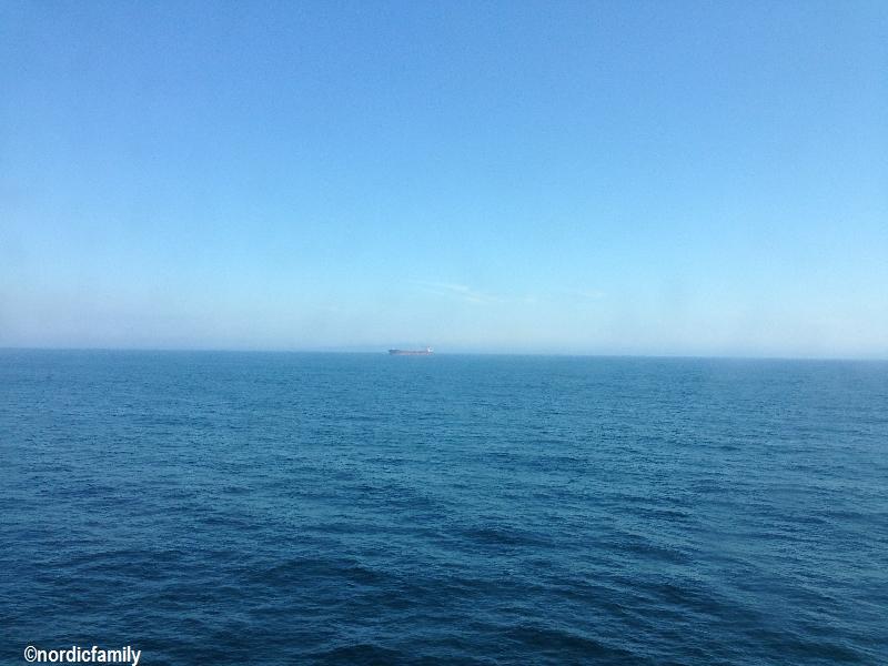 Fährfahrt mit Marine Atlantica von Neufundland nach Nova Scotia