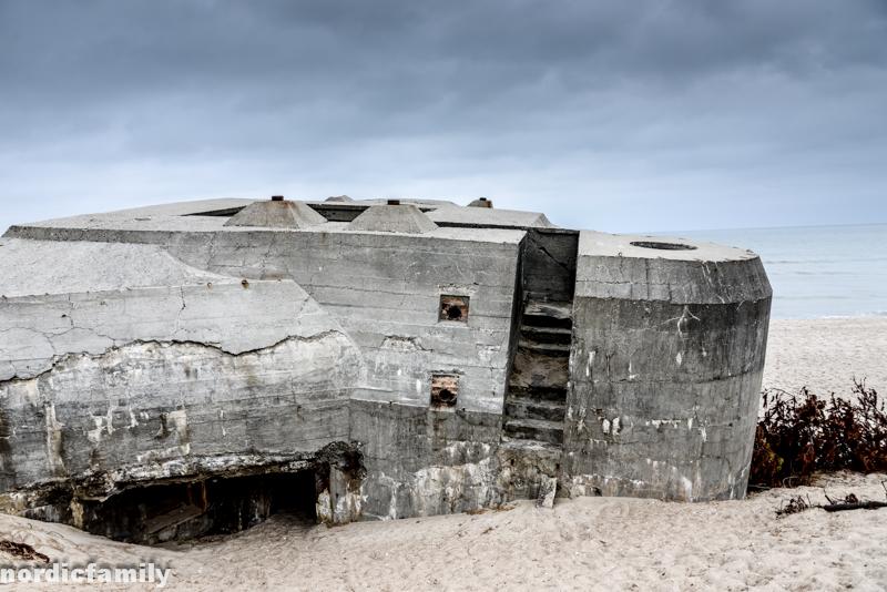 Bunkeranlage  Houvig