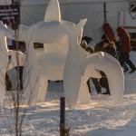 National Snowsculpting Contest