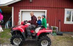 Quadfahren mit Sebastian Kamp