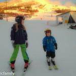 Skifahren für die ganze Familie