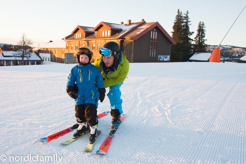 Skischule in Skeikampen
