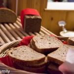Norwegisches Buffet in Venabu Brot