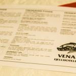 Norwegisches Buffet in Venabu Menü