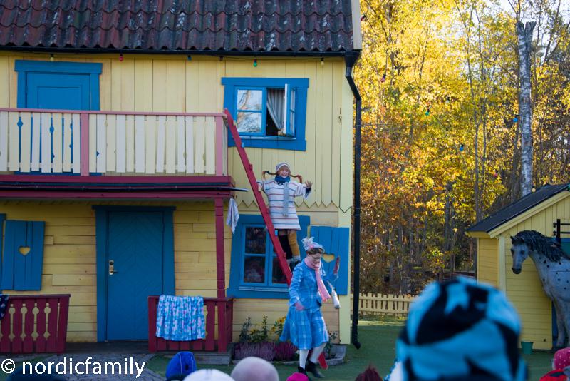 Astrid Lindgrens Welt Villa Kunterbunt