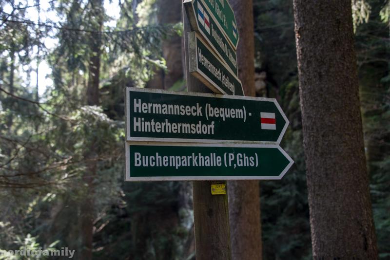 Hermannseck sächsische Schweiz