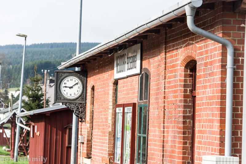 Fichtelbergbahn Neudorf
