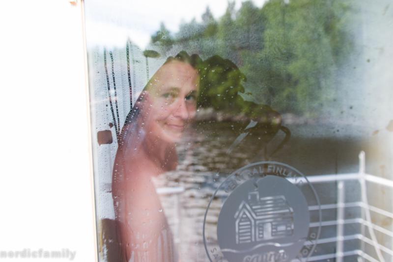 Hausboot in Finnland