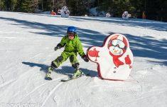 Skifahren mit Skipass
