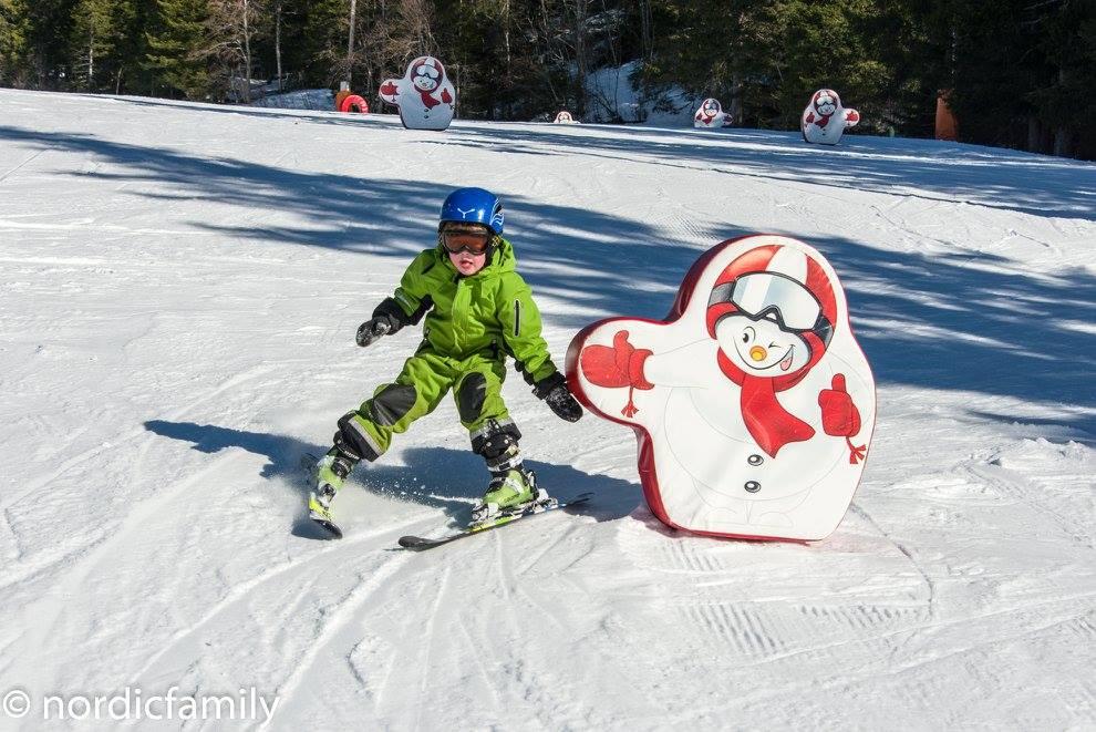 Skireisen mit Skipass