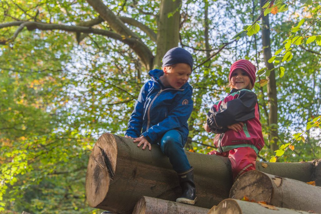 Wandern in Dänemark mit Kindern Lolland