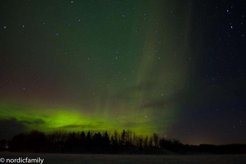 Nordlichtfotografie mit Systemkamera