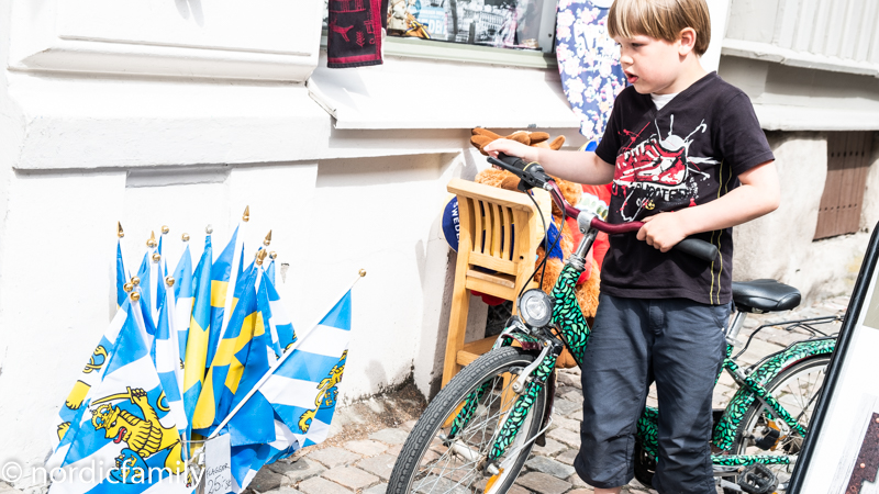 Göteborg mit Kind