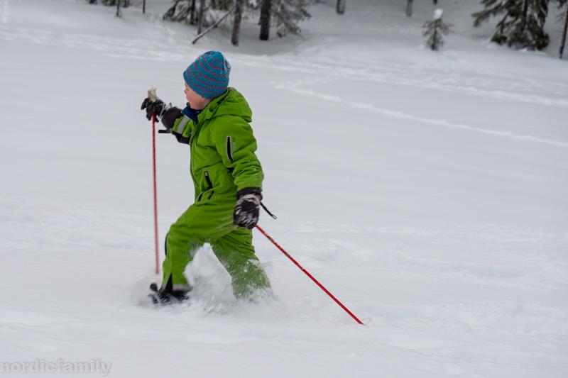 Winteraktivitäten in Arvidsjaur
