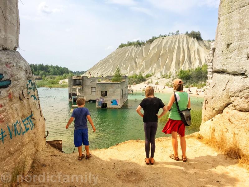 Estland Familienreise Rummu