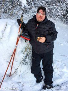 Skifahren in Finnland