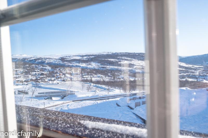 Arktistraining in Norwegen