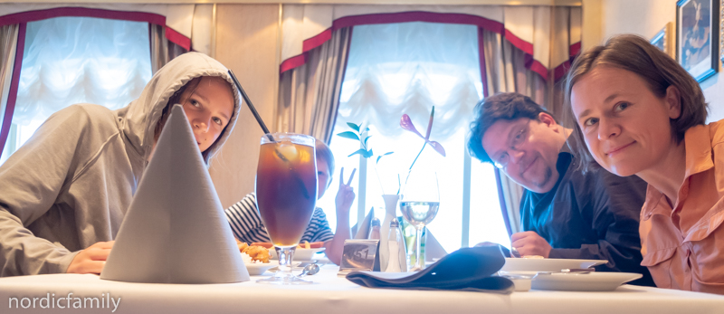 Familienreise Norwegen