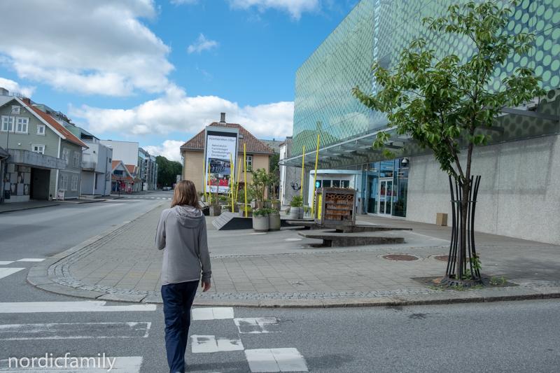 Region Stavanger mit mit Kindern
