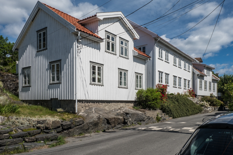 norwegische Küste Kragerö