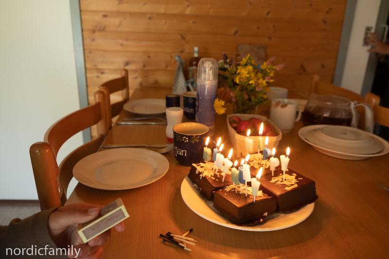 Geburtstag Frühstück in Vejle und Umgebung