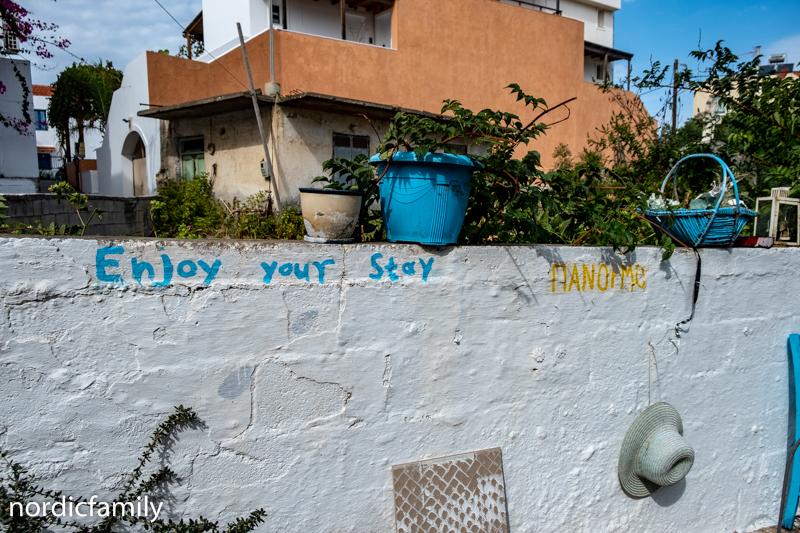 Sightseeing auf Kreta