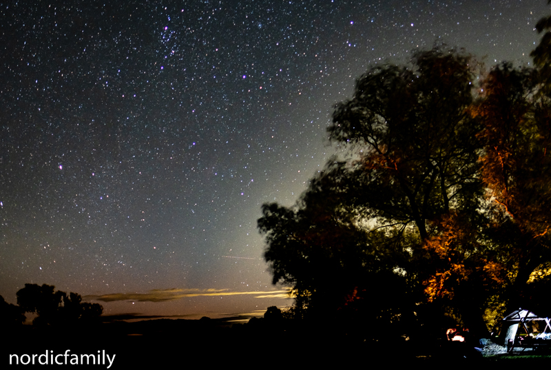Sterne im Havelland - Sternenpark