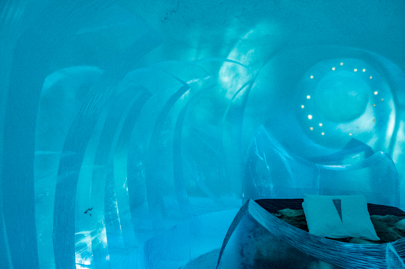 Icehotel mit Familie, Icehotel 365