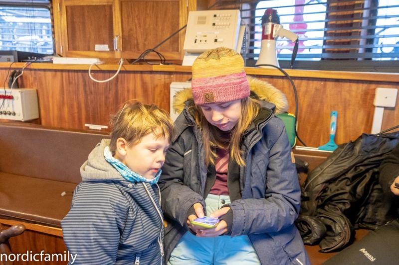 Arctic Explorer Icebreaker Familie