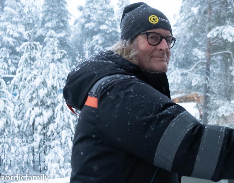 Arctic Explorer Icebreaker Kapitän Lars Wikander