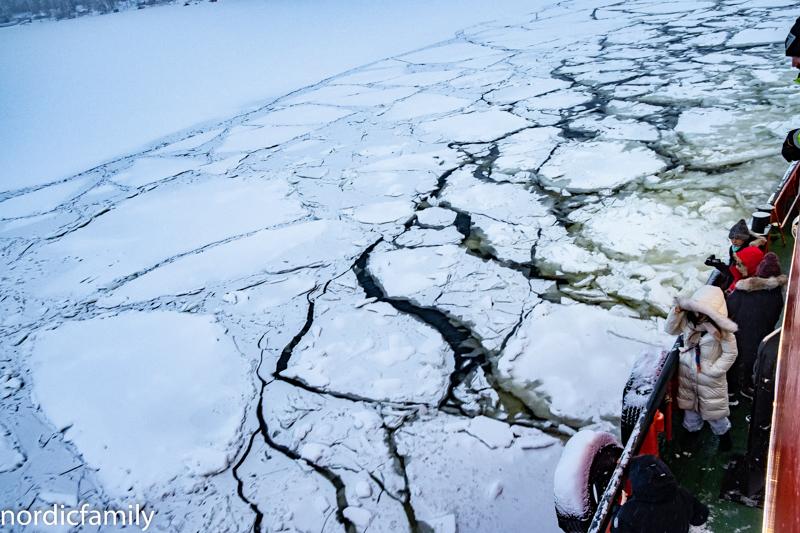 Arctic Explorer Icebreaker Meer