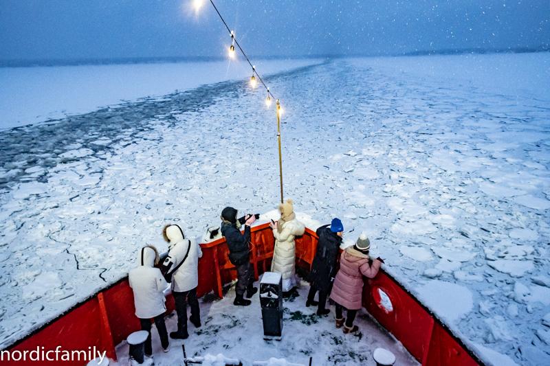 Arctic Explorer Icebreaker