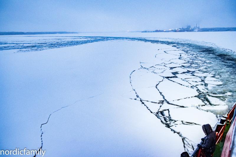 Arctic Explorer Icebreaker Pitea
