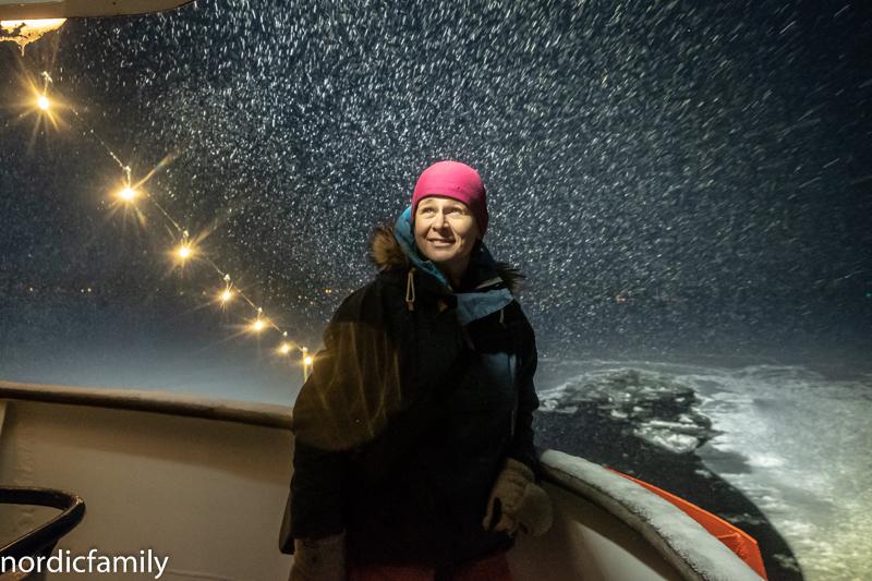 Arctic Explorer Icebreaker Geertje