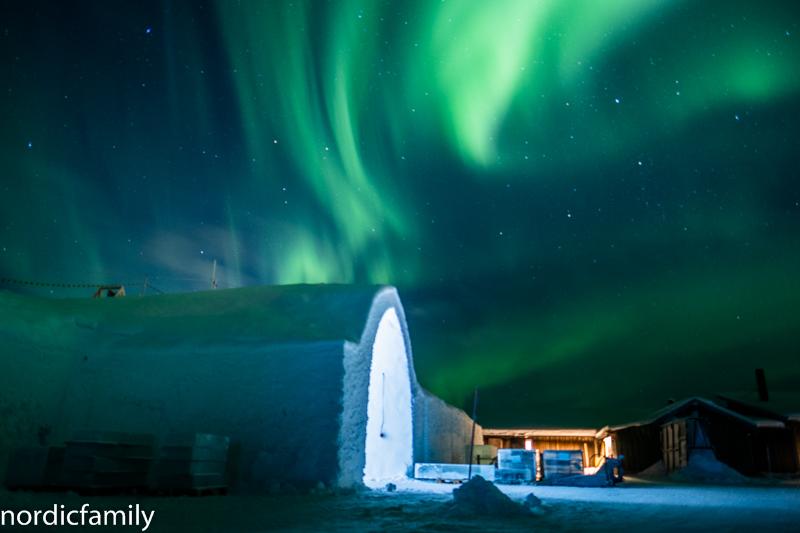 Nordlicht Icehotel #30