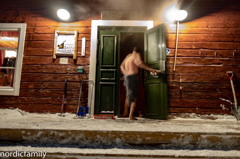 Sauna Akademien Icehotel #30