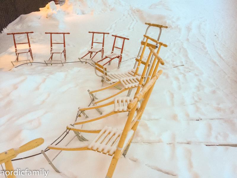 Hotel Camp Ripan in Kiruna Lapland