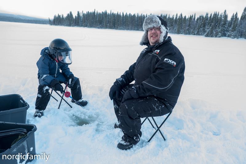 Adventure Åre  Icefishing