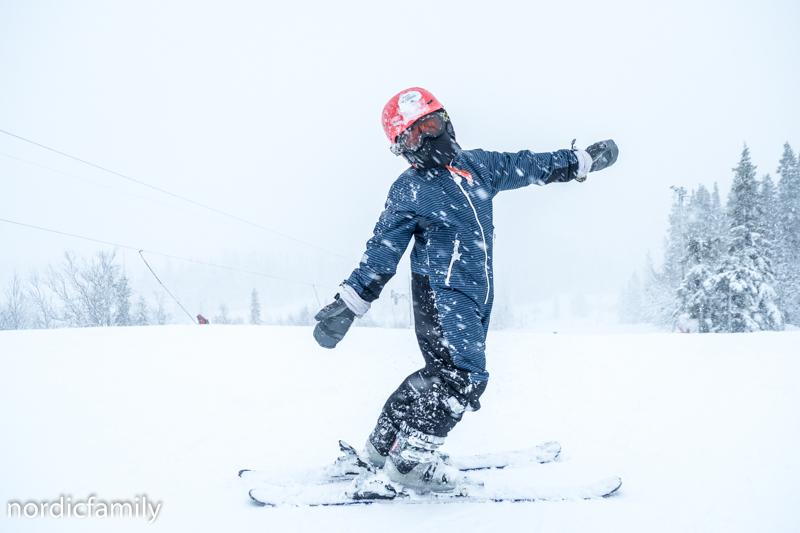 Skifahren in Åre