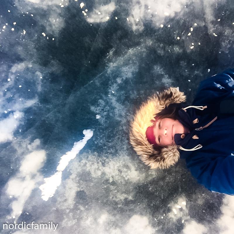Oulu im Winter Geertje