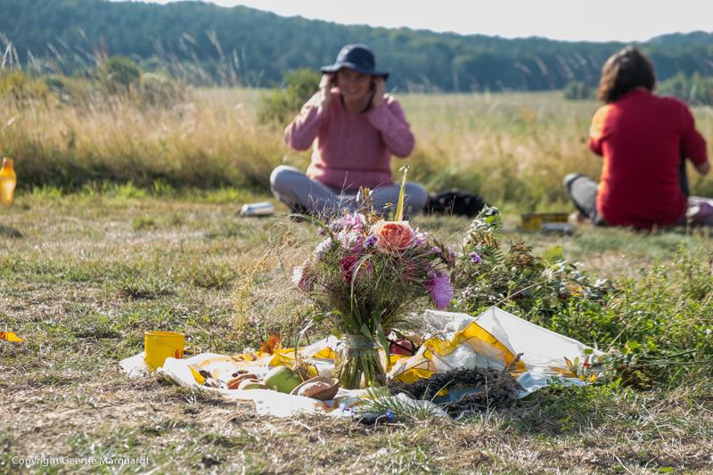 Frauen Wildniscamp Dankbarkeit