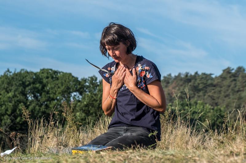 Frauen Wildniscamp Besinnen