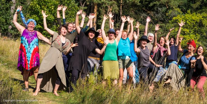 Frauen Wildniscamp