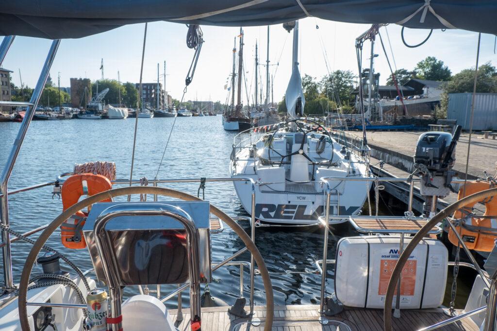 Hiddensee segeln