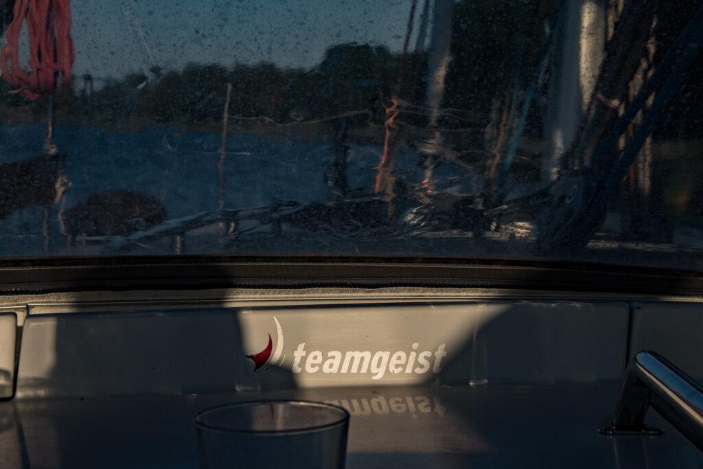 Hiddensee segeln Teamgeist