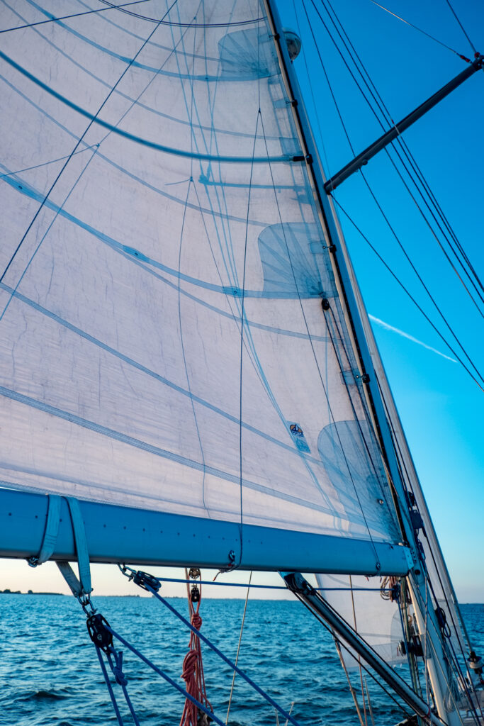 Hiddensee segeln Polaris