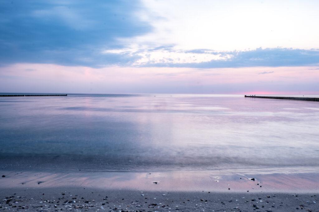 Segeln Hiddensee Meer
