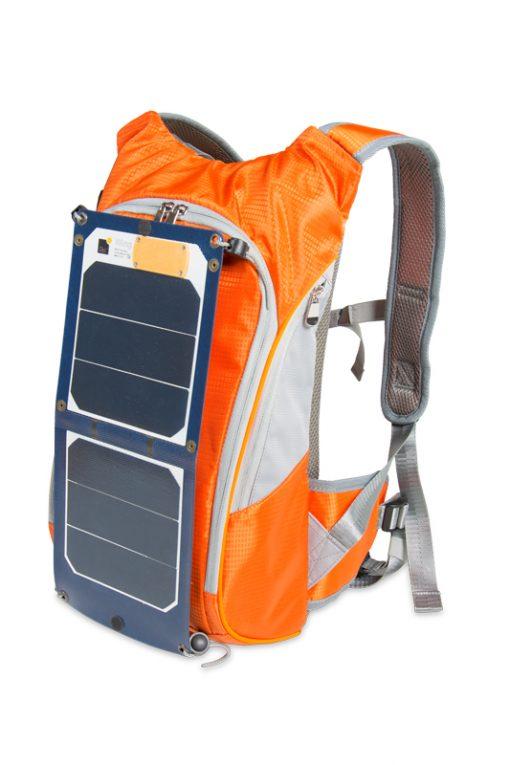 Solarpaneel für Outdoor Rucksack