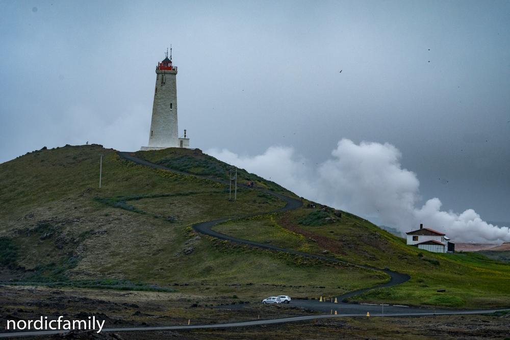 Reykjanes Sightseeing Leuchtturm
